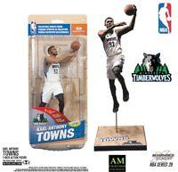 McFARLANE NBA 29 - TIMBERWOLVES - KARL ANTHONY TOWNS - FIGUR - NEU/OVP