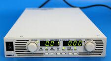 Lambda GENH750W Programmable 750W Power Supply 12.5-60-U, Genesys 1U Half Rack