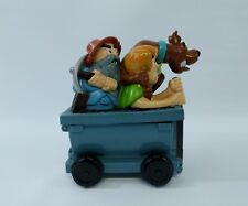 Scooby Doo Scary Mine Cart Hidden Baby Board Book Toy Vehicle
