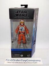 """Star Wars Black Series 6"""" Inch Snowspeeder Pilot Luke Skywalker Jedi Figure MISB"""