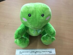 """Russ """"large sitting frog"""" baby soft toy @$49"""