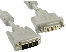 DVI-D (Digital only) Single-link Extension lead / cable, male to female, 2m