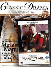 BBC Classic Drama DVD Collection #5 Mag+DVD VANITY FAIR @MINT@ Miriam Margolyes