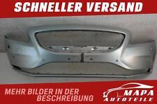 Volvo V40 V 40 Bj. ab 2012 Stoßstange Vorne 31283732 Original Silber (SRA PDC)
