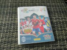 Panini Adrenalyn XL EURO 2012 - COMPLETE Base Set All 225 Cards Binder