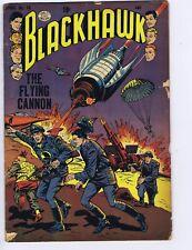 Blackhawk #75 Quality Pub 1954
