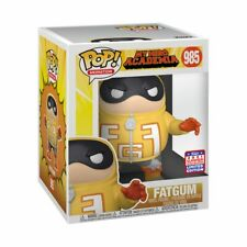 "My Hero Arademia - Fatgum 6"" - Sdcc 2021 - Funko Pop! Vinyl - New"