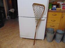 vintage,  LaCROSSE stick   very  nice       #   6065