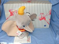 Steiff Disney Dumbo The Elephant Limited Edition 355547 New 2019 Only 750 Made