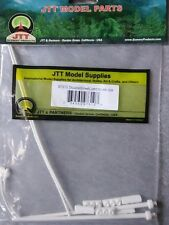 JTT Scenery Double Streetlight O (1:48) 2-Pack #97310 ~ TS