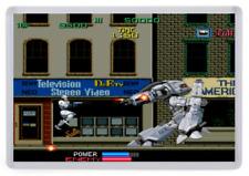 Robocop Arcade Fridge Magnet. ED209 Boss