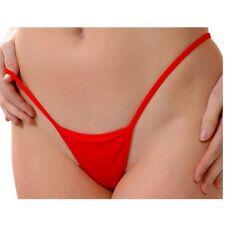 Tanga de hilo Mujeres Lencería Ropa Interior Bragas Calzoncillos Tangas Bikinis