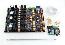 Audio Class A Headphone Amplifier HiFi Stereo amp Preamplifier Assembled board