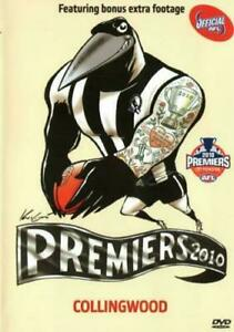 AFL Premiers - 2010 Collingwood (grand final DVD) new sealed - free postage!