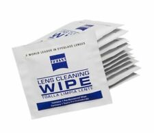 ZEISS Pre-moistened Lens Cloths Wipes 100 Ct