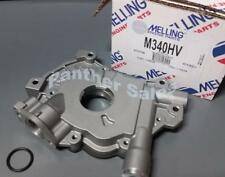 Melling M340HV High Volume Oil Pump 2004-14 Ford 4.6 5.4 VIN V F150 Expedition