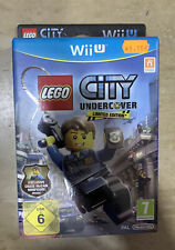 Lego City Undercover WiiU Limited