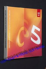 Adobe Creative Suite 5.5 Design Standard Macintosh DVD-Version - Rechnung CS5.5