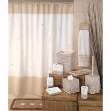 NEW Creative Bath Dragonfly Shower Curtain Fabric 72x70