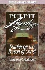 Studies on the Person of Christ (Bible Study Series)