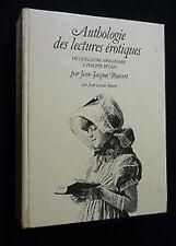 Antologia Di Letture Erotico. Di Guillaume Apollinaire a Philip Pétain