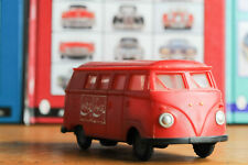 #Antique Tin Toy# Lemez Volkswagen Bully Van Hungary Friction Works