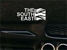 THE SOUTH EAST  FLAG Car Decal Sticker JDM VW DUB VAG Euro Race Drift Funny Surf