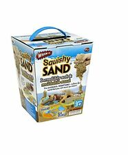 100 x Squishy Sand Soft and Moldable Sculptable Indoor Toy Sand 1.5 lbs (680)g