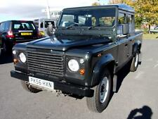 2006/56 Land Rover Defender 110 County Double Cab Pick Up TD5