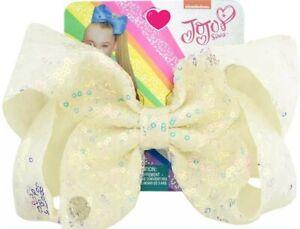 "Jojo 8"" Sequin Bows"