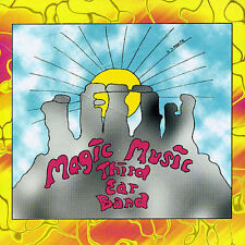 THIRD EAR BAND - NEW AGE MAGICAL MUSIC NEW CD