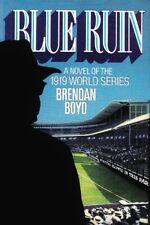 Blue Ruin - A Novel of the 1919 World Series - Hardcover w/DJ 1991