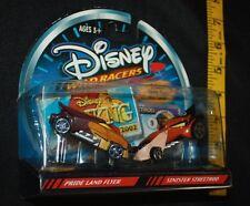 Disney WILD RACERS THE LION KING Pride Land Flyer Sinister Streetrod Simba Scar