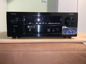 DENON AVR-X3400H 7.2 Surround Receiver