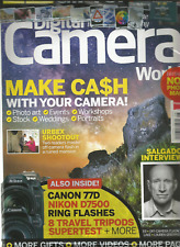 DIGITAL CAMERA WORLD MAGAZINE UK #193 AUGUST 2017, WITH 12 FREE GIFTS SEALED.