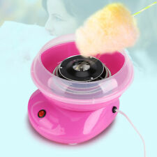 220V 500W Mini Electric Cotton Candy Maker Machine Sugar Floss Machine Children