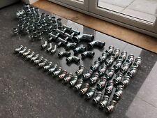 Viega Prestabo + InXpress Press Fit Pipe Fittings Galvanised JOB LOT 22mm-66.7mm