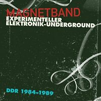 MAGNETBAND - VARIOUS ARTISTS [CD]