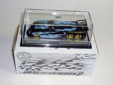 Kustomcity  Drag Team Series 2 SS  Drag Bus   Black Gold Super Chase  42/48