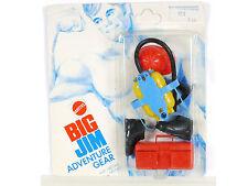 Mattel 7432 7435 Big Jim Adventure Gear Fire Fighter MIB Neu OVP 1411-13-16