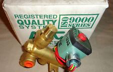 ASCO 8300G64G ELECTRIC SOLENOID VALVE NORMALLY OPEN 3/8