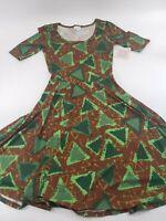 Womens Nicole Lularoe Maxi Dress Size Small NWT