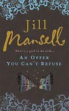 """AS NEW"" An Offer You Can't Refuse, Mansell, Jill, Book"