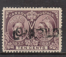 Canada #57 Very Fine Used With Charlottetown PEI Cancel