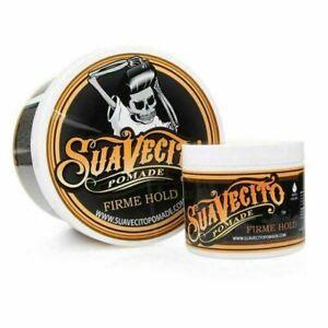 Suavecito Pomade Original Hold 4 oz Strong Firme Hair gel 113g UK SELLER