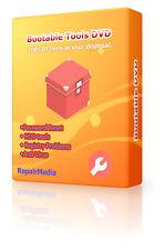 CD di Windows boot virus Rimozione software di backup di recupero Computer computer di posizionamento