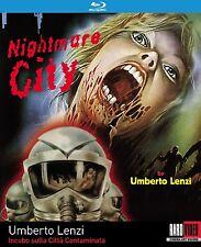 NIGHTMARE CITY - BLU-RAY - UNCUT SPECIAL EDITION - UMBERTO LENZI