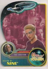 Star Trek Women Of Voyager HoloFEX ReflectiFex Chase Card R5
