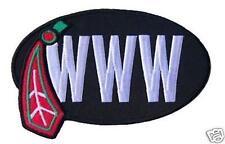 NHL CHICAGO BLACKHAWKS MEMORIAL PATCH WILLIAM W. WIRTZ