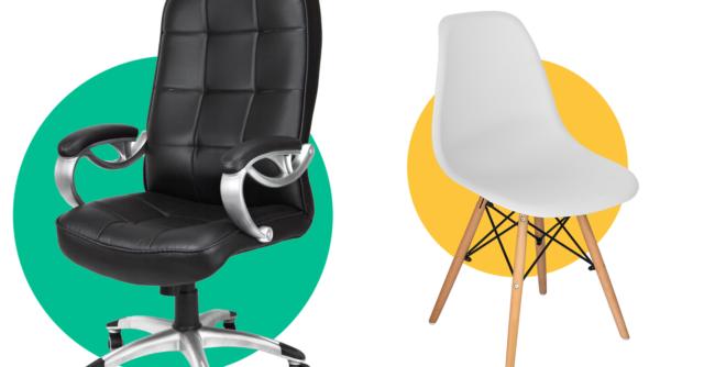Sedie e poltrone per ufficio ebay for Sedie e poltrone per ufficio
